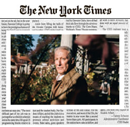 Werner Erhard in The New York Times